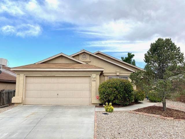 11016 Lipizzan Avenue SW, Albuquerque, NM 87121 (MLS #991904) :: The Buchman Group
