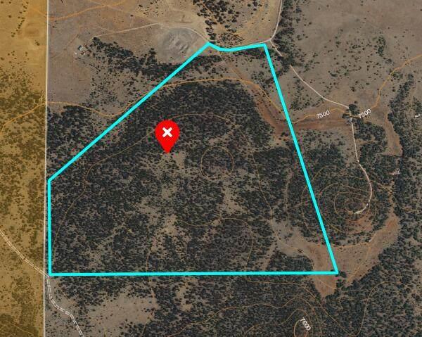 Lots 20&21 James Valley Rd., Ramah, NM 87321 (MLS #993192) :: The Buchman Group