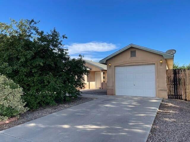 702 Sean Avenue, Socorro, NM 87801 (MLS #993617) :: Sandi Pressley Team