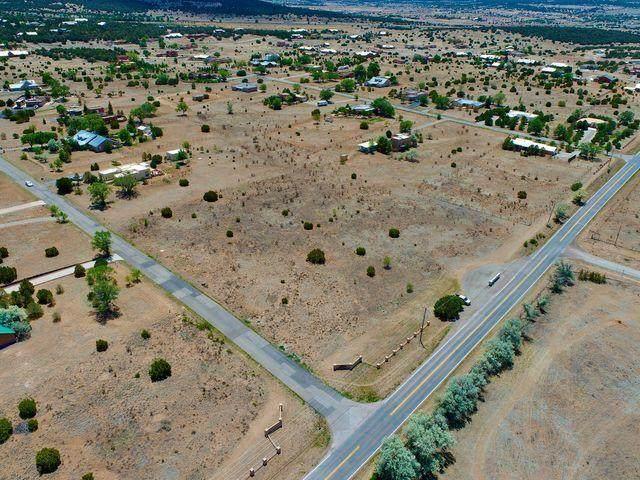 3 Vista Verde Way, Edgewood, NM 87015 (MLS #993897) :: Keller Williams Realty