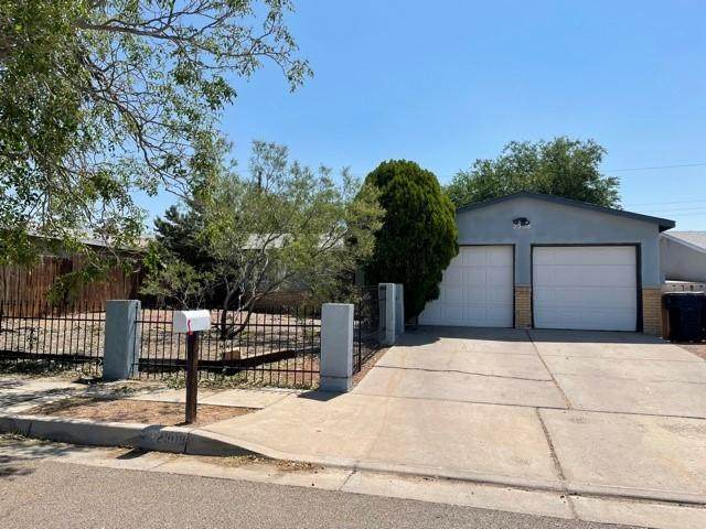 2308 Hurley Drive NW, Albuquerque, NM 87120 (MLS #994362) :: The Buchman Group