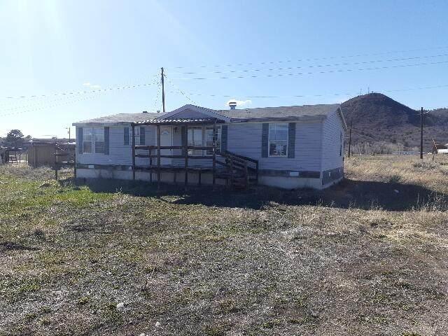 1802 Camino Escondito, Chama, NM 87520 (MLS #994552) :: Sandi Pressley Team