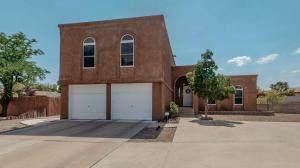 6933 Quarterhorse Lane NW, Albuquerque, NM 87120 (MLS #994605) :: Sandi Pressley Team