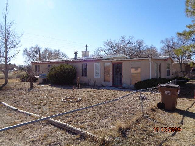 806 Joseph Street, Estancia, NM 87016 (MLS #994735) :: Campbell & Campbell Real Estate Services