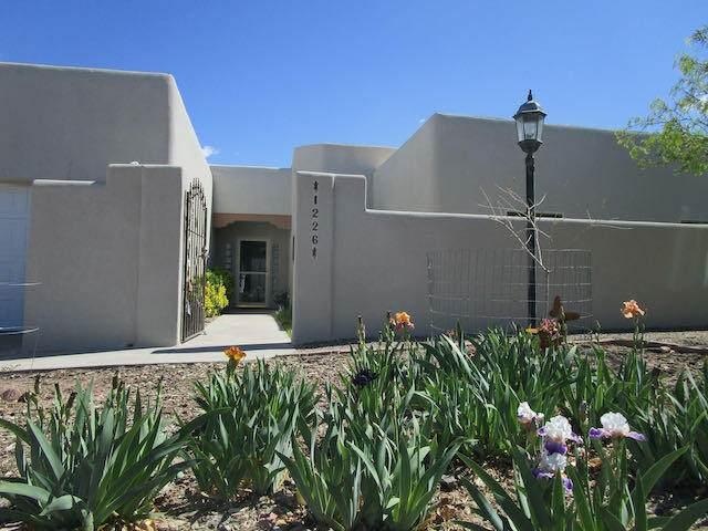 1226 Hilton Place, Socorro, NM 87801 (MLS #994756) :: Keller Williams Realty