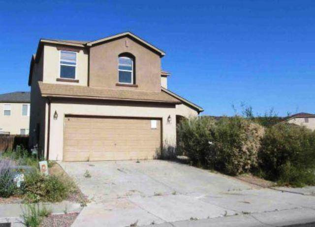 2439 Wexford Street NW, Albuquerque, NM 87120 (MLS #995761) :: Campbell & Campbell Real Estate Services