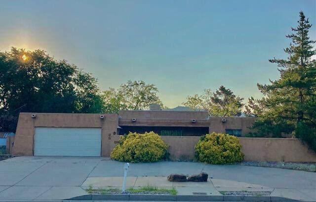3808 Pennsylvania Street NE, Albuquerque, NM 87110 (MLS #996728) :: Sandi Pressley Team