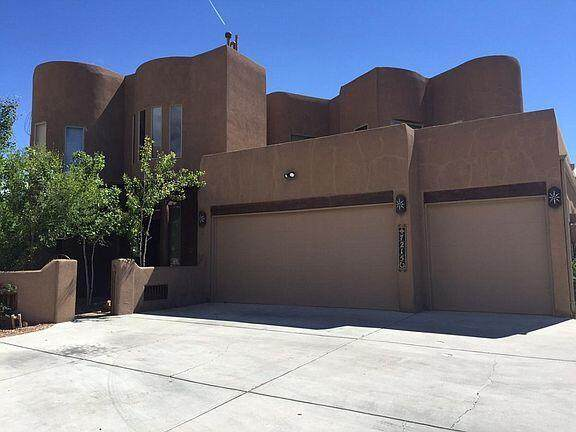 7215 Desert Sun Road NE, Albuquerque, NM 87113 (MLS #996951) :: Sandi Pressley Team