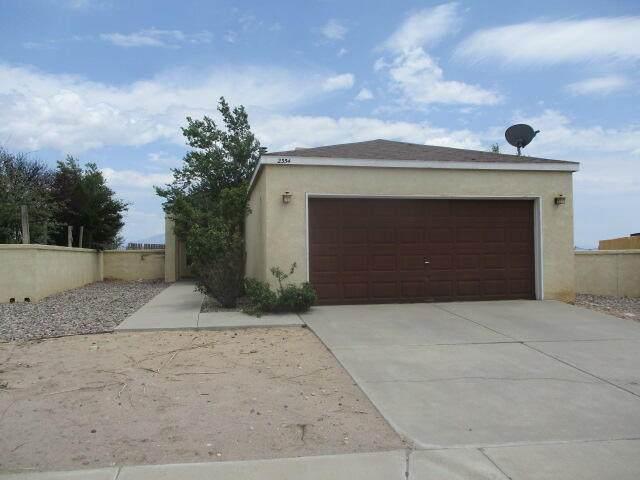 2354 Elizabeth Ann Road NE, Rio Rancho, NM 87144 (MLS #998191) :: Campbell & Campbell Real Estate Services