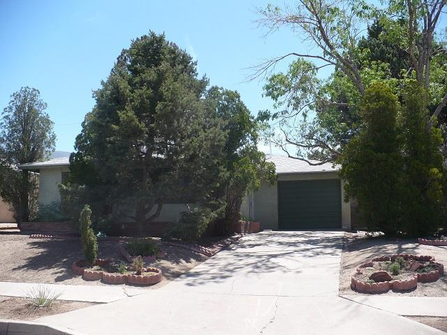 13404 Chico Road NE, Albuquerque, NM 87123 (MLS #761309) :: Campbell & Campbell Real Estate Services