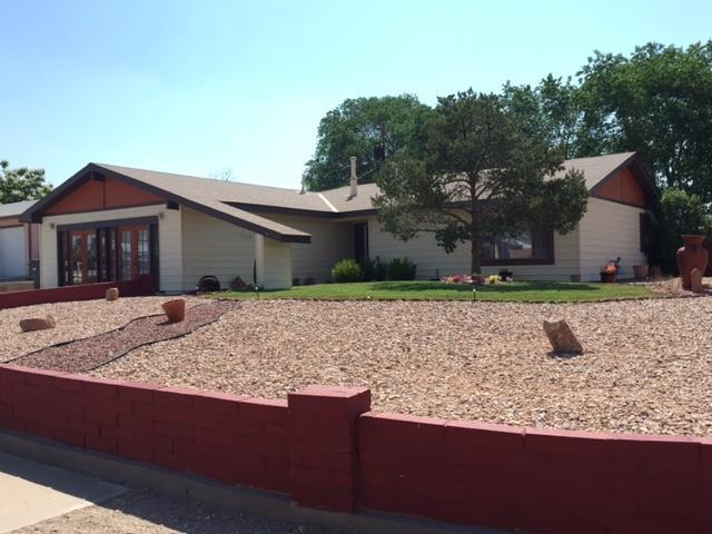 1101 Franciscan, Grants, NM 87020 (MLS #868776) :: Will Beecher at Keller Williams Realty