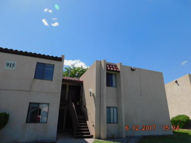 915 Country Club Drive H, Rio Rancho, NM 87124 (MLS #894359) :: Campbell & Campbell Real Estate Services
