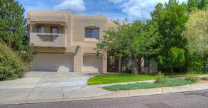 12515 Crested Moss Road NE, Albuquerque, NM 87122 (MLS #899511) :: The Buchman Group