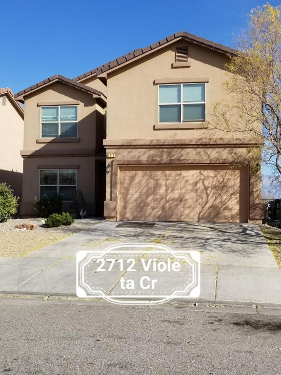 2712 Violeta Circle SE, Rio Rancho, NM 87124 (MLS #906161) :: Your Casa Team