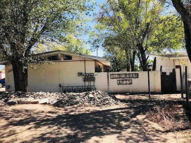 1226 Goff Boulevard SW, Albuquerque, NM 87105 (MLS #927320) :: Campbell & Campbell Real Estate Services