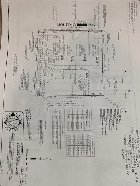 1308 Montoya Street NW, Albuquerque, NM 87104 (MLS #938047) :: Silesha & Company
