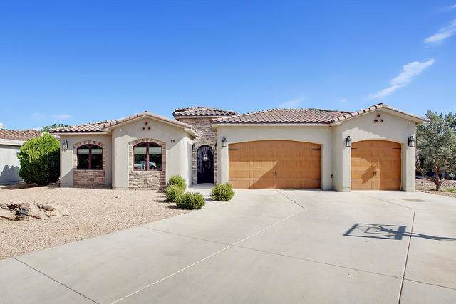 89 Rancho Pequenos Way NW, Albuquerque, NM 87107 (MLS #954233) :: Campbell & Campbell Real Estate Services