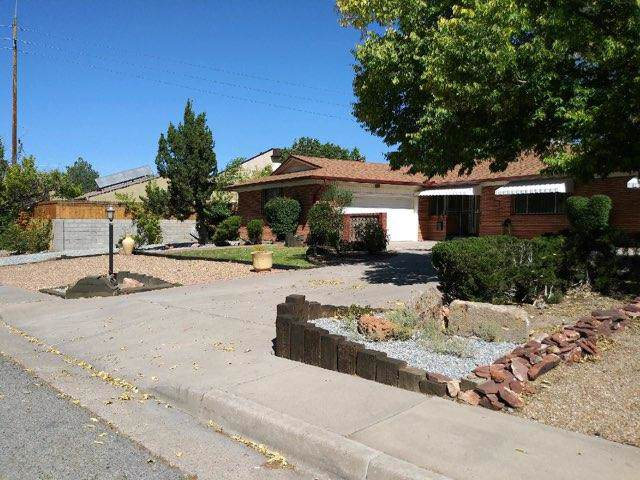 1836 Rita Drive NE, Albuquerque, NM 87106 (MLS #954893) :: Campbell & Campbell Real Estate Services