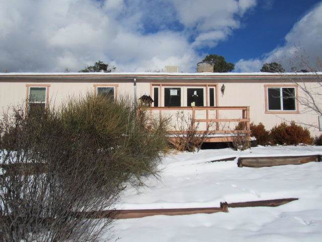 6 Tablazon Road, Tijeras, NM 87059 (MLS #958422) :: Campbell & Campbell Real Estate Services