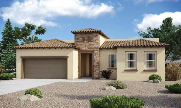 6216 Basil Place NW, Albuquerque, NM 87120 (MLS #960596) :: The Buchman Group