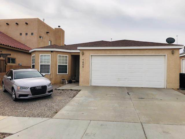 7804 Grayson Road NW, Albuquerque, NM 87120 (MLS #962680) :: Campbell & Campbell Real Estate Services