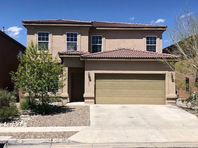 11605 Pocono Road SE, Albuquerque, NM 87123 (MLS #967104) :: The Buchman Group