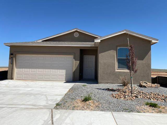 2582 Camino Plato Loop NE, Rio Rancho, NM 87144 (MLS #967200) :: The Buchman Group