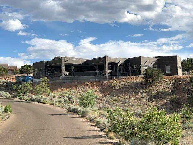 2 Tiwa Trail, Placitas, NM 87043 (MLS #968967) :: Campbell & Campbell Real Estate Services