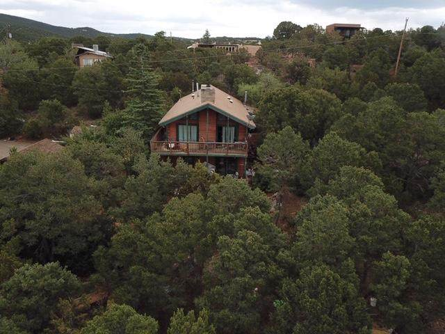 22 Lakeview Circle, Sandia Park, NM 87047 (MLS #969294) :: Campbell & Campbell Real Estate Services