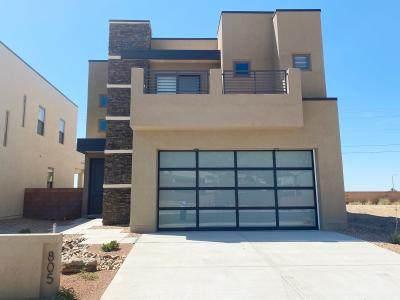 805 Horned Owl NE, Albuquerque, NM 87122 (MLS #971237) :: Berkshire Hathaway HomeServices Santa Fe Real Estate