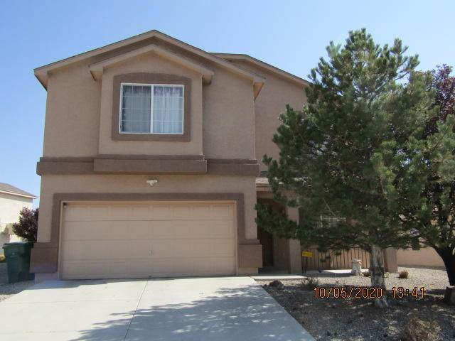 3308 Red Rock Court NE, Rio Rancho, NM 87144 (MLS #975593) :: The Bigelow Team / Red Fox Realty