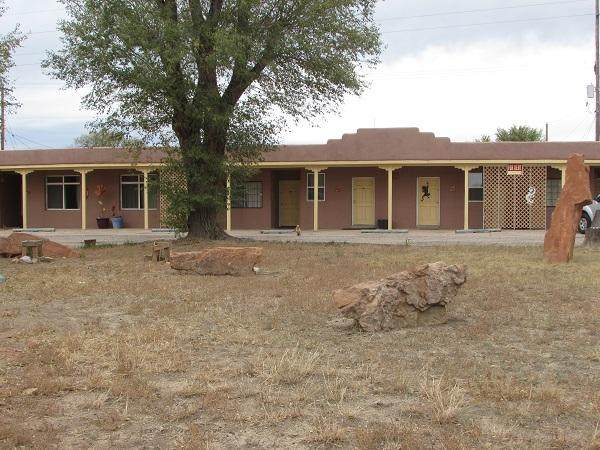 1145-1149 Grand Avenue, Las Vegas, NM 87701 (MLS #980728) :: Keller Williams Realty
