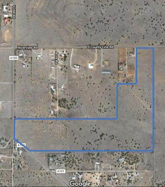 Riverview Dr., Edgewood, NM 87015 (MLS #981597) :: The Buchman Group