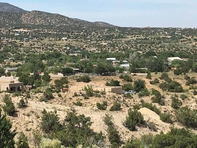 17 La Entrada, Placitas, NM 87043 (MLS #982391) :: Campbell & Campbell Real Estate Services