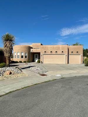 8904 Helmick Place NE, Albuquerque, NM 87122 (MLS #996827) :: Keller Williams Realty