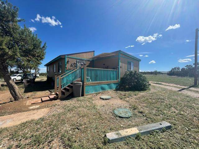 56 Pinon Road, Edgewood, NM 87015 (MLS #999775) :: Campbell & Campbell Real Estate Services