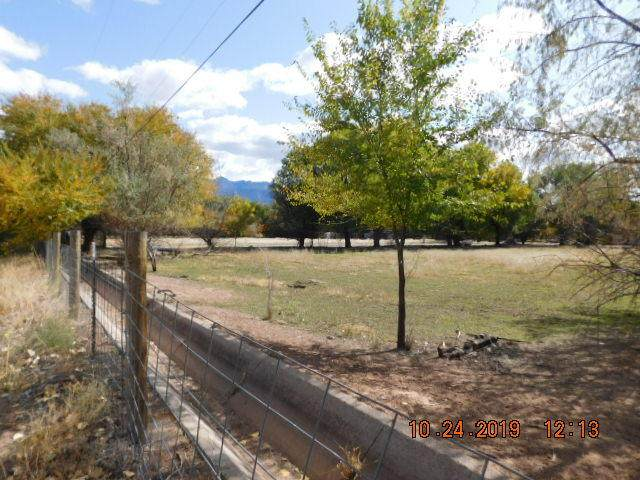 Lot 1 Lands Of Ronald Gallegos, Bernalillo, NM 87004 (MLS #957196) :: Campbell & Campbell Real Estate Services