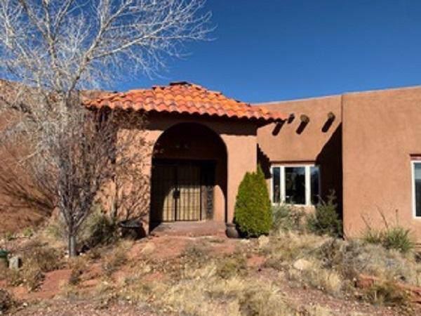 49 Vineyard Lane, Mountainair, NM 87036 (MLS #957901) :: Campbell & Campbell Real Estate Services