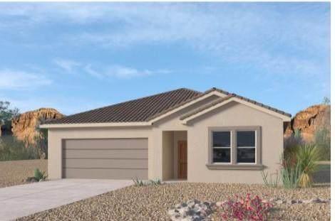 2015 Silver Dollar Street SE, Albuquerque, NM 87123 (MLS #962895) :: The Buchman Group