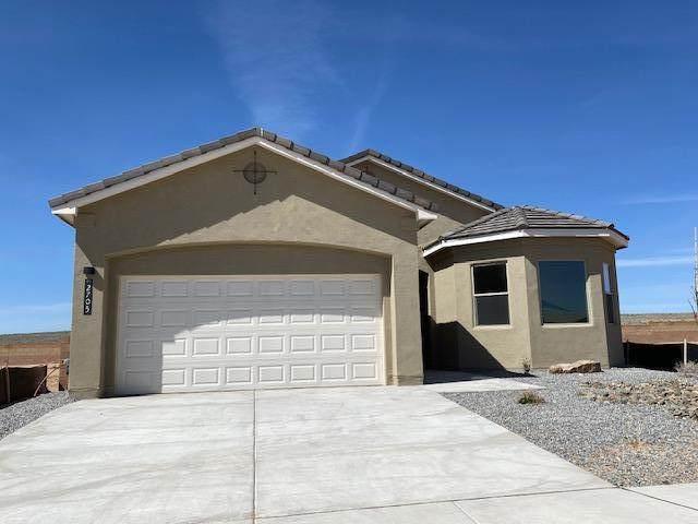 2705 Camino Plato Loop NE, Rio Rancho, NM 87144 (MLS #967065) :: Campbell & Campbell Real Estate Services