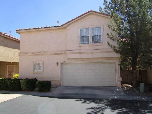 4315 Altura Mesa Lane NE, Albuquerque, NM 87110 (MLS #969311) :: Keller Williams Realty