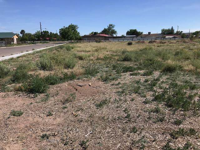 0 Garcia & 5th Street, Belen, NM 87002 (MLS #970621) :: Berkshire Hathaway HomeServices Santa Fe Real Estate