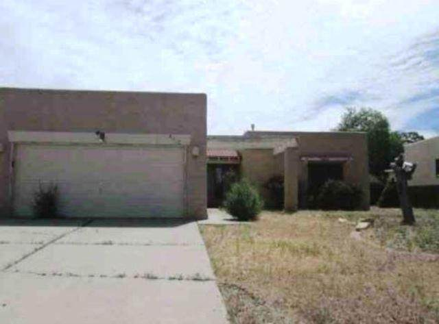 4012 Painted Pony Circle, Santa Fe, NM 87507 (MLS #970744) :: The Bigelow Team / Red Fox Realty