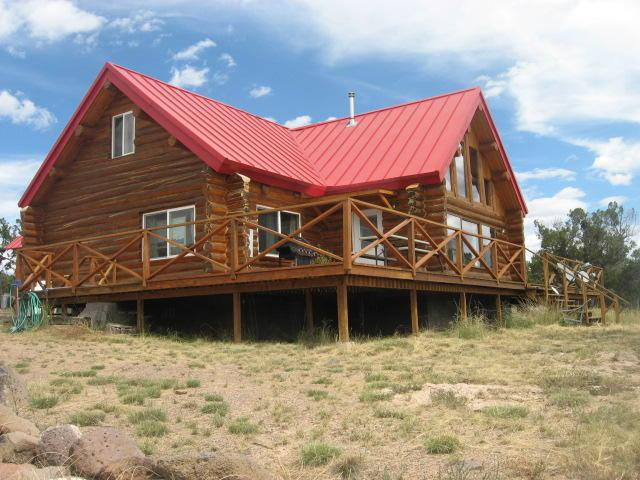 126 Squaw Pass, Quemado, NM 87829 (MLS #882113) :: Campbell & Campbell Real Estate Services