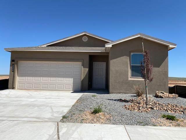 2582 Camino Plato Loop NE, Rio Rancho, NM 87144 (MLS #967200) :: Campbell & Campbell Real Estate Services