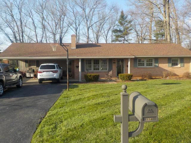 118 Robinhood Rd, Galax, VA 24333 (MLS #64179) :: Highlands Realty, Inc.