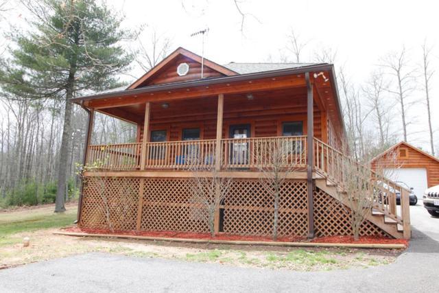 58 Burtons Lane, Fancy Gap, VA 24328 (MLS #64401) :: Highlands Realty, Inc.