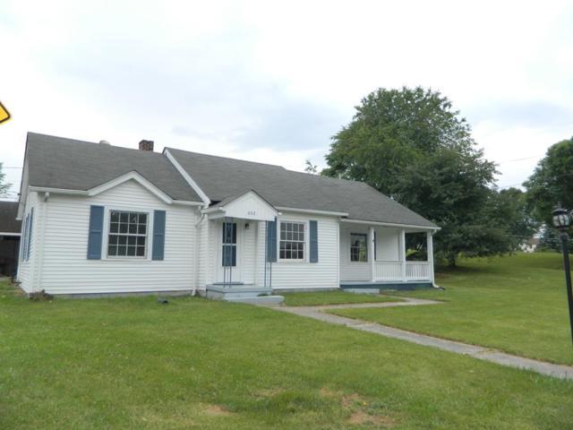 602 Dover Street, Marion, VA 24354 (MLS #65223) :: Highlands Realty, Inc.