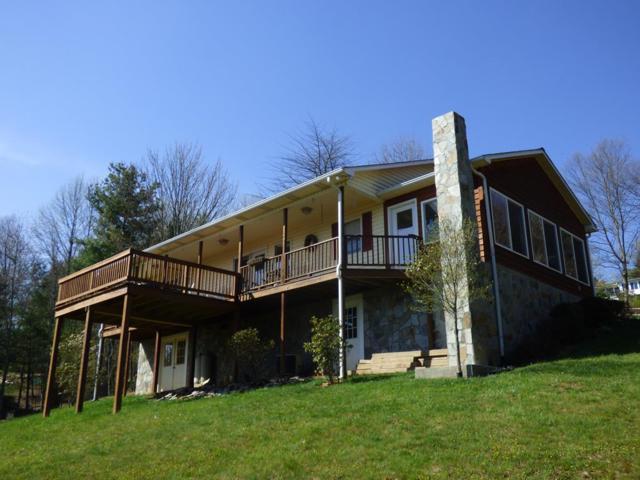 50 Benton Way, Fancy Gap, VA 24328 (MLS #65662) :: Highlands Realty, Inc.