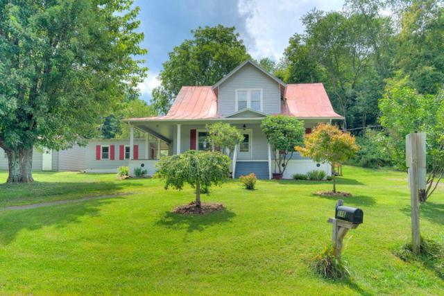 116 Thistle Hill Road, Willis, VA 24380 (MLS #66267) :: Highlands Realty, Inc.